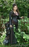 Steampunk Lady by voluptas--design