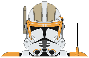 ROTS commander Cody by vaderboy