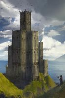 Crow master Castle by LMorse