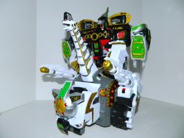Ultrazord by LinearRanger