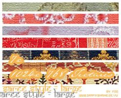 Textures Saree Style -large - by FooWater