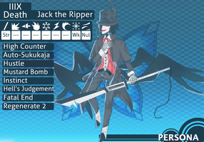 MM: R5 Jack the Ripper by Renn-kun