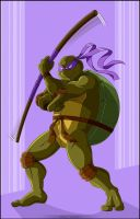 2k3 Donatello by Nimueth