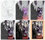 Beast within - Step by step by Nakuru-Nebelung