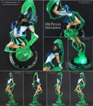 Sailor Neptune Garage Kit by ImHisEternalAngel