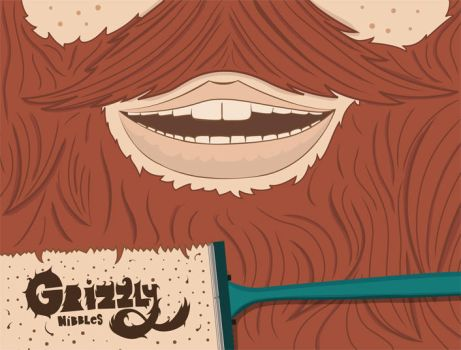 Grizzly Nibbles_cover_ by doyleyboy