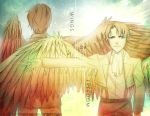 SNK: The Wings of Freedom by ShadowsIllusionist