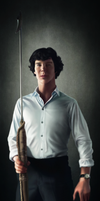 12 Sherlock's harpoon - bloodless by harbek