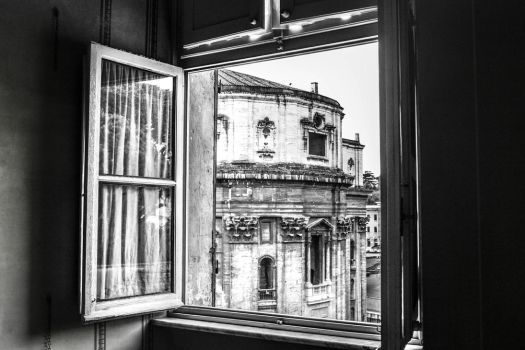 Out the Window by fakeprofileofme