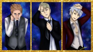 Mister Universe (APH) by LoveToTheCucumber