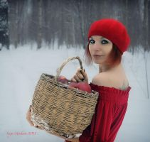 Red Hat by SandraVogel
