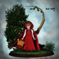 Bad Wolf by Dani3D
