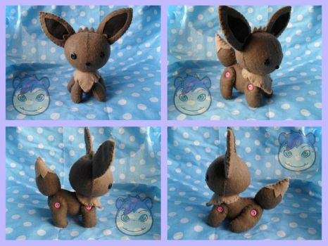 BJP Eevee by Sexual-Pancake