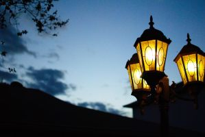 Classical lamp by meatwad4900