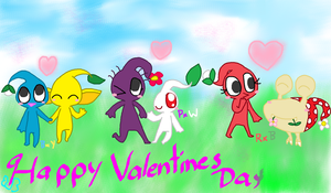 HAPPY VALENTINES DAY 2012! by wwiggles