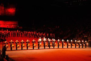 Edinburgh Military Tattoo 8 by wildplaces