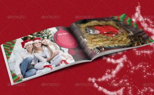 Family Christmas Photo Album by RadomirGeorgiev