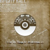 Infinity Pokeball by cow41087