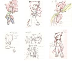 Sketches - Best of Kixat by Vixiana