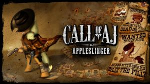 Call of AJ Appleslinger by dan232323