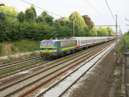 Rail-Promo Tweakers charter train by kanyiko