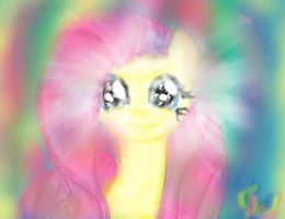 Mesmerize Me-Fluttershy by TheSisters2