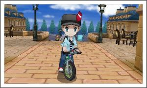 me in the adventure pkm Y by RadimusSG