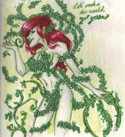 Poison Ivy by Bonka-chan