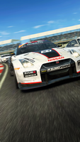 Real Racing 3 HD - iPhone 5 wallpaper by Dseo
