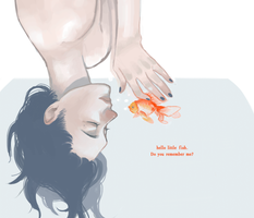 little fish by ma-teacup