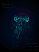 Jellyfish by riepocaliptica
