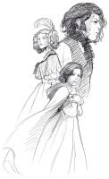 Jane Eyre by christellepecout