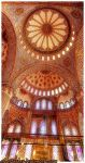 The Blue Mosque by abdellusher