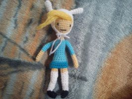 Fionna the Human by michelle-murder