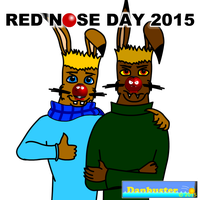 Red Nose Day 2015 by DCLeadboot