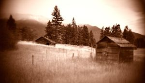 Old Homestead by NickSpiker