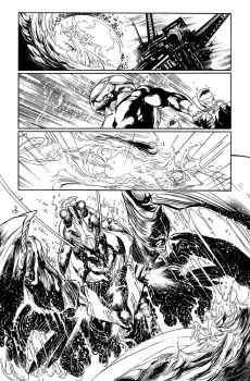 AQUAMAN Issue 13 Page 08 by julioferreira
