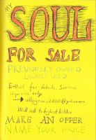 My Soul for Sale by WurdBendur