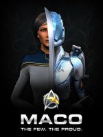 STO Delta Recruit Poster - MACO by thomasthecat