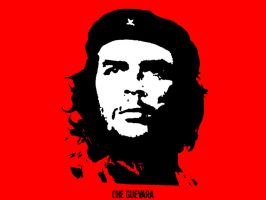 Che Guevara by optikorgy