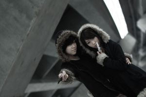 We are Orihara Izaya by HaraNatsumi