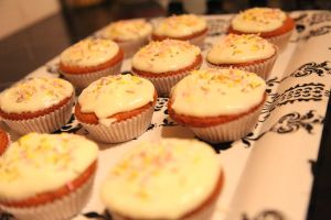 Lemon and cream cheese cups by mishellemilne
