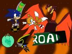 Sonic Generations:Sonic Rivals 2 by jules1998