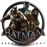 Batman : Arkham Knight png Icon by S7 by SidySeven