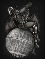 Darth Vader Wrecking Ball by TrulyEpic