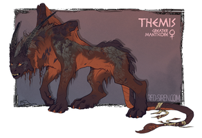 Themis by CrowFangs