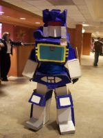 NDK 2011 - Soundwave by TaintedTamer