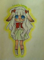 ADOPT Winter Rabbit Girl (PAYPAL) by Lovely-Leaves