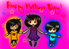 Happy Mothers Day by DaLittLeFreak