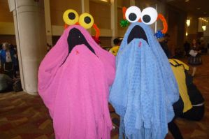 yip yips by milovedeathnote